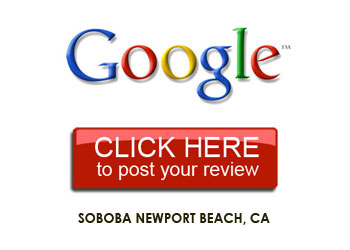Soboba Medical Weight Loss Google Review Newport Beach