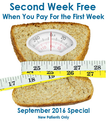 Medical Weight Loss Monthly Specials